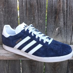 Adidas Gazelle Mens shoes Sz 13 Trainers sneakers